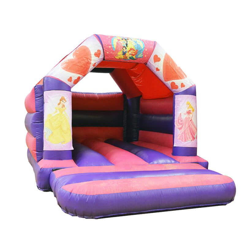 Princess-bouncy-castle