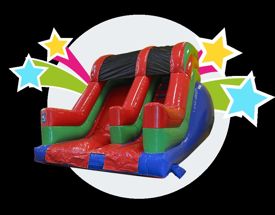bouncy castles Newtownabbey